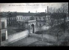 ANGERS (49) ECOLE des ARTS & METIERS & USINE début 1900