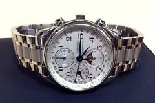 THE LONGINES MASTER COLLECTION 40MM CHRONOGRAPH WITH MOON PHASE