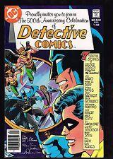 Detective Comics #500 ~ Batman / 500th Anniv / Oversized Issue (7.5) WH
