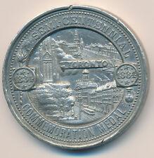 CANADA MEDAL 1884 TORONTO INDUSTRIAIAL EXHIBITION LEROUX 1508