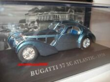 Voitures miniatures Altaya Bugatti
