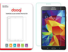 Dooqi Premium Tempered Glass Screen Protector for Samsung Galaxy Tab 4 7.0