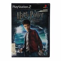 Harry Potter and the Half-Blood Prince (Sony PlayStation 2, 2009) w/Manual CIB
