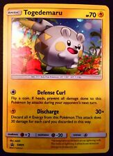 Togedemaru SM09 Holofoil Promo Pokemon Card