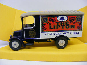 Corgi Classics C824/3 Renault Van The Lipton