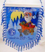 Wimpel Banner + FC Schalke 04 + Frohe Weihnachten + Fan Edition Pokale SFCV (54)