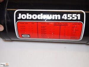 JOBO Jobodrum 4551 Papierentwicklungstrommel Tank bis 50x60 Fotopapier
