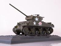 M4A3 Sherman Main American Medium Tank 1944 Year 1/43 Scale Model Tank