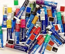 Daler Rowney 8ml Artists Aquafine Water Colour - Prussian Blue