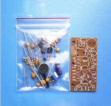 DC 1.5V-9V FM Wireless Microphone DIY Electronic Learning Kits 80MHz-108MHz CA