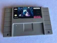 Flashback: The Quest for Identity (Super Nintendo Entertainment System, 1993)