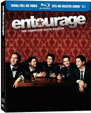 Entourage .. The Complete Season 6 ... 3 Blu-ray .. OVP