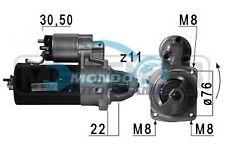 MOTORINO AVVIAMENTO PIAGGIO M500 0.5 D 4KW 5CV 01/2004> 0001314040 0001109011