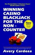 Winning Casino BlackJack for the Non-Counter by Avery Cardoza (1992, Paperback,…