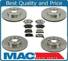 Fits For 01-05  Toyota MR2 Spyder Front & Rear Brake Disc Rotor Rotors & Pads