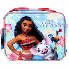 Disney Moana Lunch Bag Snack Bag Insulated with Pua Heihei Licensed Product