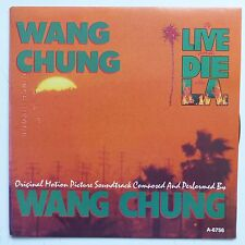 WANG CHUNG To live and die in L.A CB111 A 6756 RRR