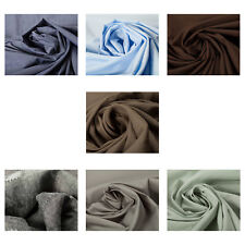 Quality Premium 100% Cotton Fabric Upholstery Material Fashion Crafts Dress