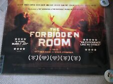 Forbidden Room - Genuine Film Quad Poster