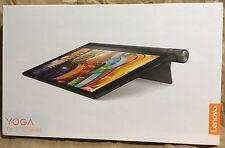"""NEW! Lenovo Yoga Tab 3 10.1"""" HD Tablet 16GB Storage 2GB Memory Black ZA0H0022US"""