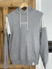 NICCE Grey And White Hoodie (M)