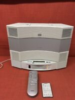 Bose Acoustic Wave Music System II with 5 disc CD Changer & Remote Controls