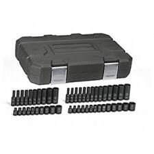 "GearWrench 48 Pc. Impact SAE/METRIC Standard & Deep Socket Set, 1/4"" Dr. - 84902"