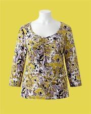 Maglie e camicie da donna Blusa Casual Taglia 42