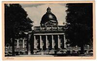 Ansichtskarte München - Blick auf das Armeemuseum - schwarz/weiß