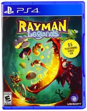 Rayman Legends - PlayStation 4 Standard Edition Ps4 Games kids Player Original