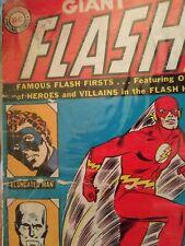 The Flash Annual # 1 Origin Gorilla Grodd Star Sapphire Story 1963 Infantino art