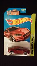 2015 HOT WHEELS Aston Martin DBS HW WORKSHOP Collectible Toy Car