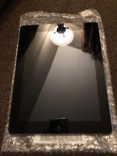 Apple iPad 3rd Generation 16GB, Wi-Fi, 9.7in - black AS IS