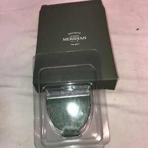 Meridian Grooming Replacement Blade X2 NEW (Green)