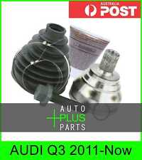 Fits AUDI Q3 2011-Now - OUTER CV JOINT 27X59.6X36
