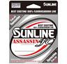 Sunline Assassin FC Fluorocarbon Fishing Line 225 Yard Spool