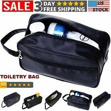 Cosmetic Makeup Bag Travel Toiletry Shaving Organizer Dopp Kit for Men & Women