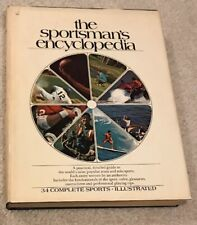 The Sportsman's Encyclopedia: 34 Complete Sports, Illustrated - 1971 Hardcover