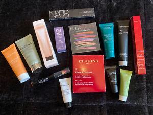 Mix Beauty Bundle Clarins, Huda, Elemis, Nars, MAC