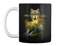 Latest Wolf Family Gift Coffee Mug Gift Coffee Mug