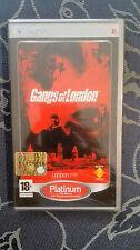 GANGS OF LONDON  PSP SIGILLATO EDIZIONE  ITALIANA