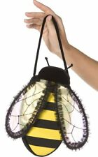 Honey Bumble Bee Handbag Purse Hen Night Fancy Dress Accessory P5796