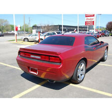 502 PAINTED FACTORY STYLE SPOILER fits the 2009 - 2017 DODGE CHALLENGER