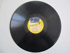 disque vinyle 78 tours Tania Eddie Constantine Gina l'homme et l'enfant Barclay