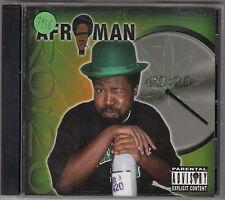 AFROMAN -  4ro:20 CD