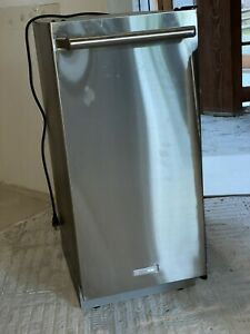 Electrolux Stainless Steel Undercounter Trash Compactor