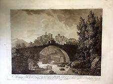 Viaggio pittorico alla Vallombrosa,Luigi Nardi- Firenze, G. Molini 1819 4 tav.