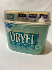 Dryel At Home Dry Cleaning Starter Kit - 16 Garments, 4 Dryer Loads