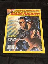 Blade Runner Souvenir Magazine Vol. 1 1982