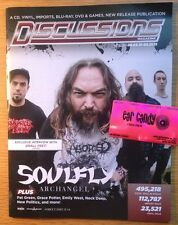 Sepultura SOULFLY Archangel SMALL FEET INTERVIEW Discussions MAGAZINE